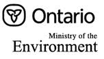Ontario Ministry Of The Environment Logo