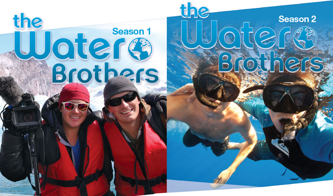 The Water Brothers DVDs for Sale | The Water Brothers